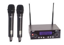 Latest UHF wireless microphone MP-169U shocked the market
